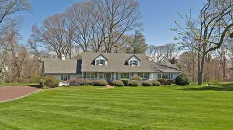 This property once belonged to Archibald Roosevelt, the
