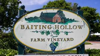 Baiting Hollow Farm Vineyard in Baiting Hollow is