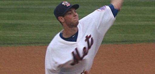 Mets rookie lefthander Steven Matz makes his third