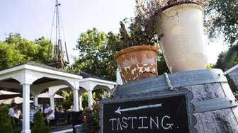 Mattebella Vineyards is named for the owners' children,
