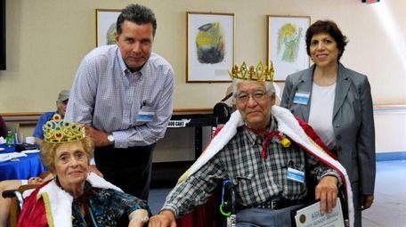 2014 Savvy Senior Queen Lillian Guadagno of Valley