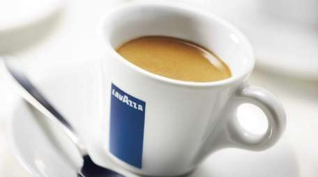 Lavazza is opening two cafes -- one in