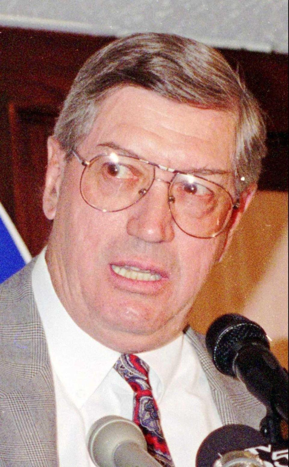 Al Arbour in 1994.