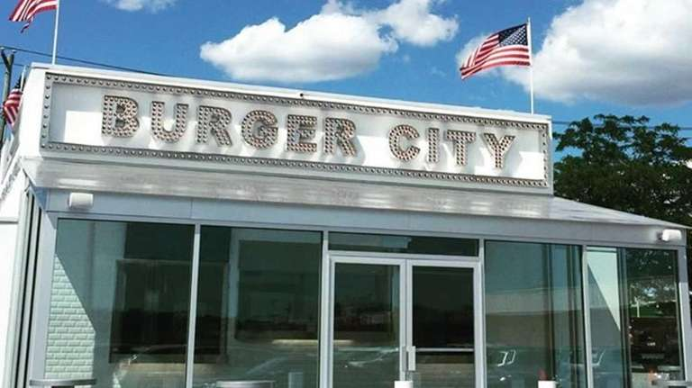 Burger City is new and burger-centric in East