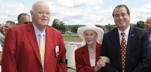 The New York Racing Association 2015 inductees to