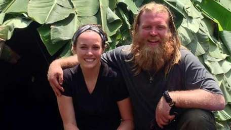 Mixed martial arts fighter Justin Wren and his