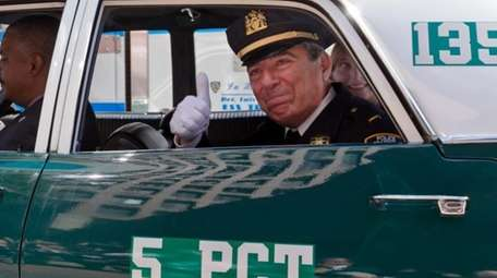 Lt. Jack Cambria, the New York City Police