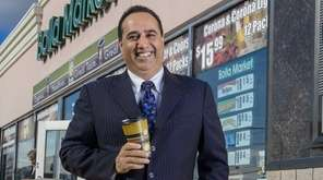 Bolla Oil Corp. president and CEO Harry Singh