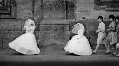 Naples, 1964. Elena Ferrante's Neapolitan novels chronicle the