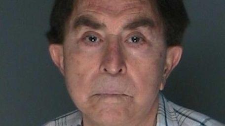 Galip Gulmez, 87, of Lloyd Harbor, was sitting