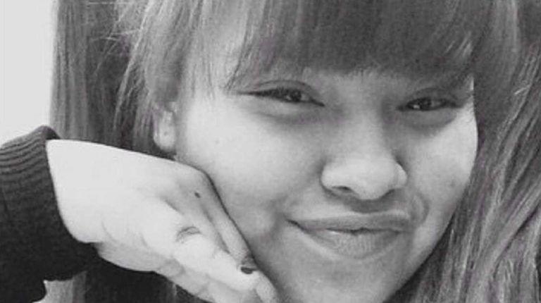 Kenya Jimenez, 17, of Deer Park died after