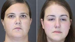 Kathleen Culver, 33, of Southampton, and Sarah M.