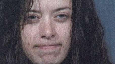 Tiffany Neumann, 23, of Los Angeles, bolted from