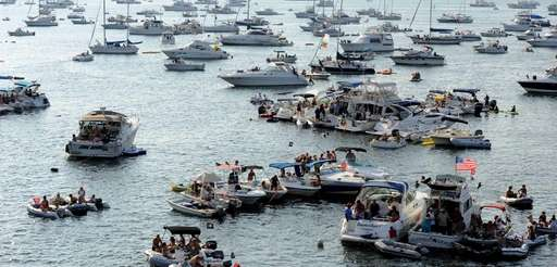 A 5-mph speed limit for boats is among