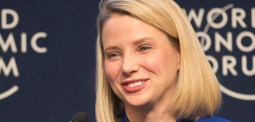 Yahoo CEO Marissa Mayer says Tuesday, Sept. 1,