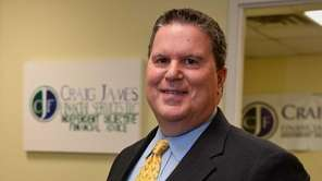 Craig Ferrantino, founder and president of Craig James