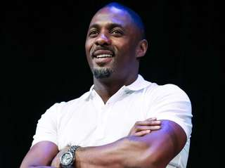 Idris Elba attends the 25th annual Palm Springs
