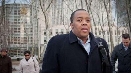 Brooklyn Assemb. William Boyland Jr. leaves federal court