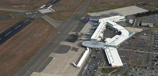 Long Island MacArthur Airport on Dec. 12, 2011.