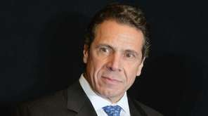 Gov. Andrew M. Cuomo attends an event at