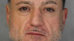 Raed Innab, 46, of Brooklyn, is seen in