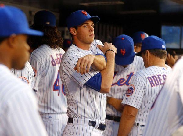 Steven Matz #32 of the New York Mets