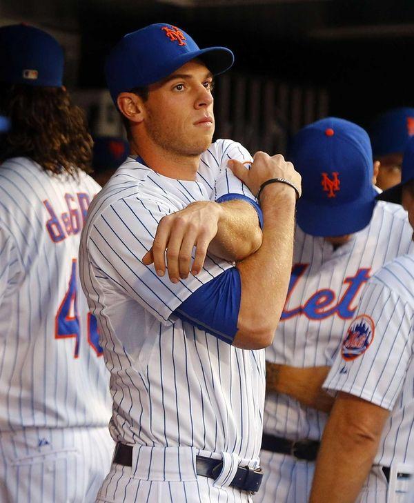 Steven Matz of the New York Mets looks