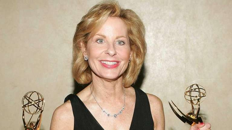 Sarah Wallace attends the 50th Annual New York