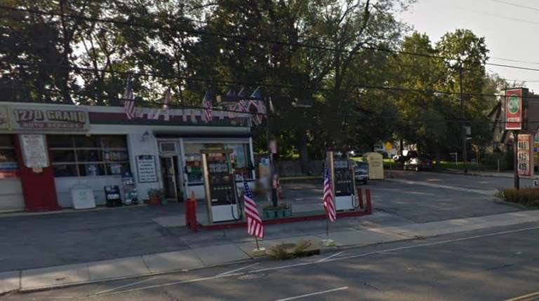 An undated Google view of the OK Petroleum