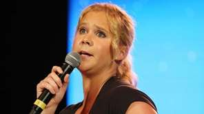 Amy Schumer performs at Comedy Central's Stars Under