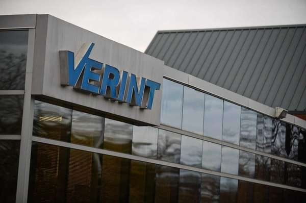 The Verint Systems building, at 330 South Service
