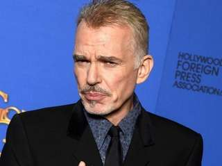 Billy Bob Thornton is seen at the Golden
