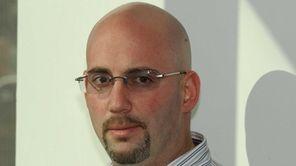 Eric Aronson of Syosset, seen here on Dec.