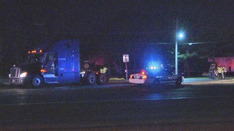 A pedestrian was killed Wednesday evening, September 2,