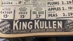 Dill slices for 27 cents? Two pounds of