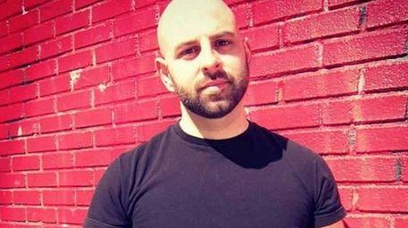 Michael Adragna, 27, of Massapequa Park, was reported