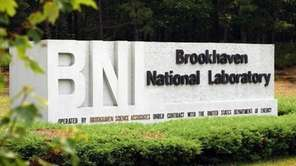 Four projects developed at Brookhaven National Laboratory in