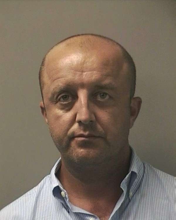 Vlad Mares, 47, was arrested Thursday, Sept. 3,