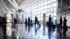 A former TSA screener at Kennedy Airport stole
