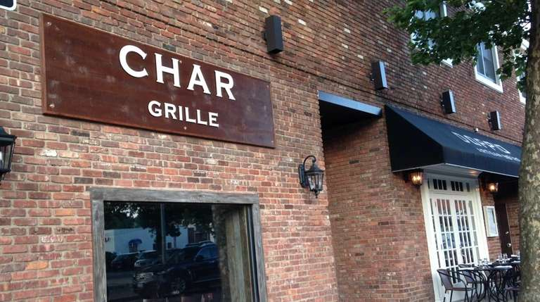 Char Grille and neighboring Doppio Artisan Bistro in