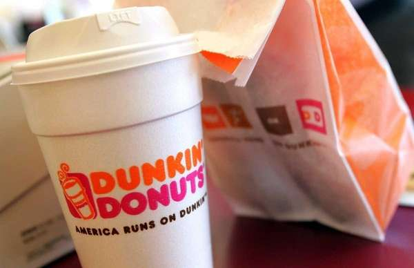 A Dunkin' Donuts shop in Maine has free