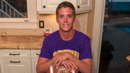 Sayville quarterback Jack Coan, a nationally ranked recruit,