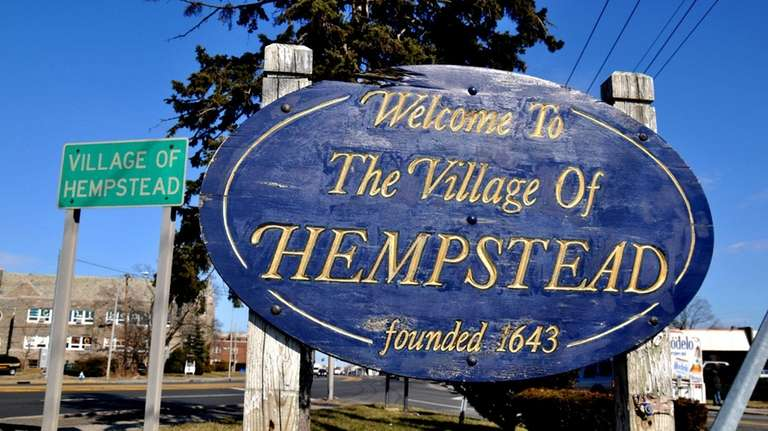 Nassau County and Hempstead Village trustees may have