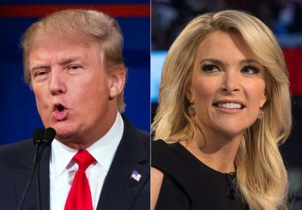 Trump was furious at Fox News anchor Megyn