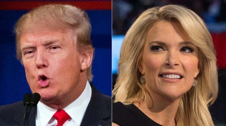 Trump was furious at Fox News anchor Megyn