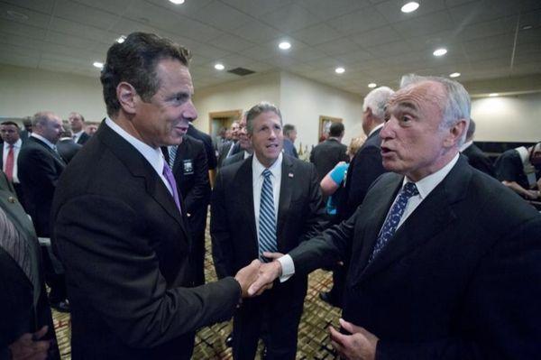 New York Gov. Andrew Cuomo, on Sept. 3,
