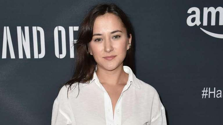 Zelda Williams arrives at the premiere of