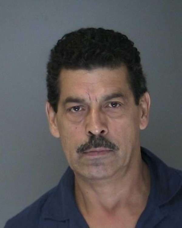 Ramon Garcia, 57, was arrested Sunday Sept. 6,