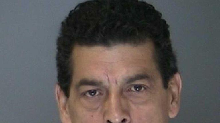 Ramon Garcia, 57, was arrested Sunday Sept. 6,
