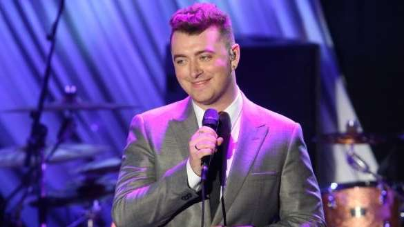 In this Feb. 7, 2015 photo, Sam Smith